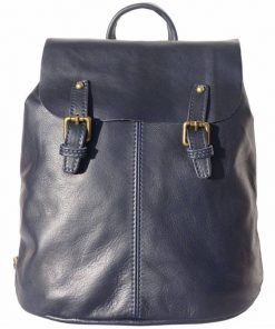dark blue backpack valerii for men