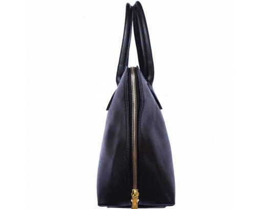 bag with leather lining in genuine saffiano leather Lisandra women