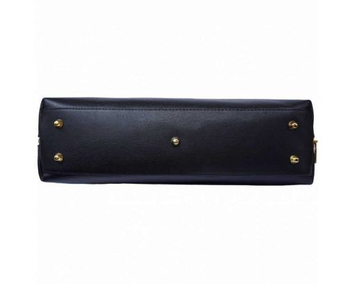 bag with leather lining in genuine leather Lisandra for women