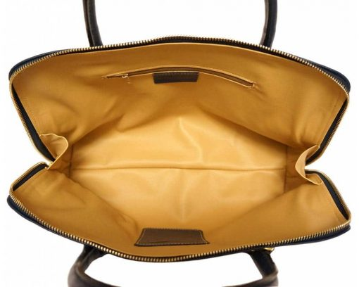 bag with leather lining Lisandra woman