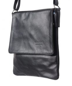 black cross body bag sanda for woman