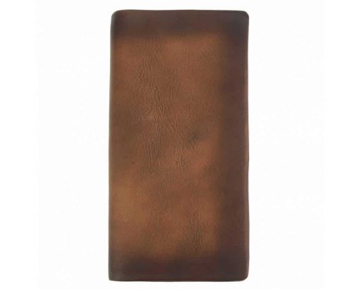 brown wallet Monica for woman
