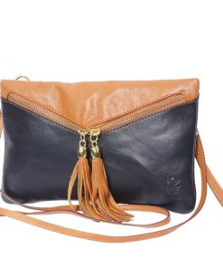 tan black clutch Sanda for woman