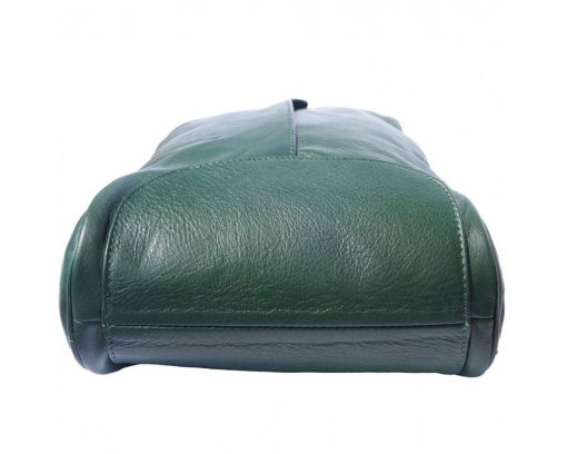 dark green backpack Paavo for woman