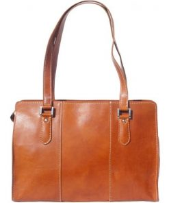 Lady's shoulder bag Ombretta Colour tan for women