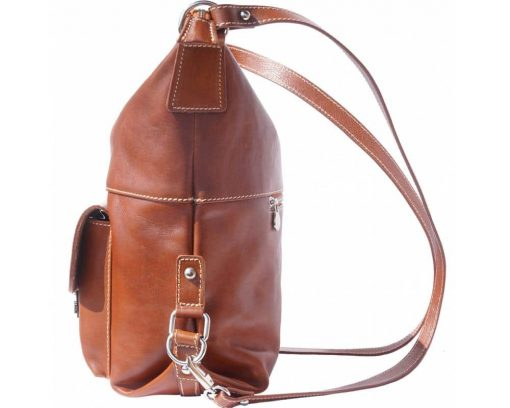 brown bags backpacks Matilda for women