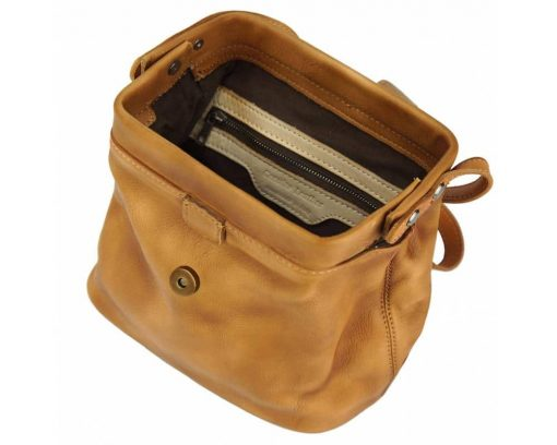 tan bag Eleonora woman
