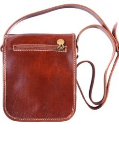 Shoulder bag with long strap Ivano Colour Brown for men