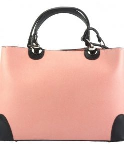 pink black tote bag Ancilla women
