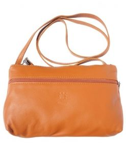Small bag Zenaide in genuine leather Colour tan for women