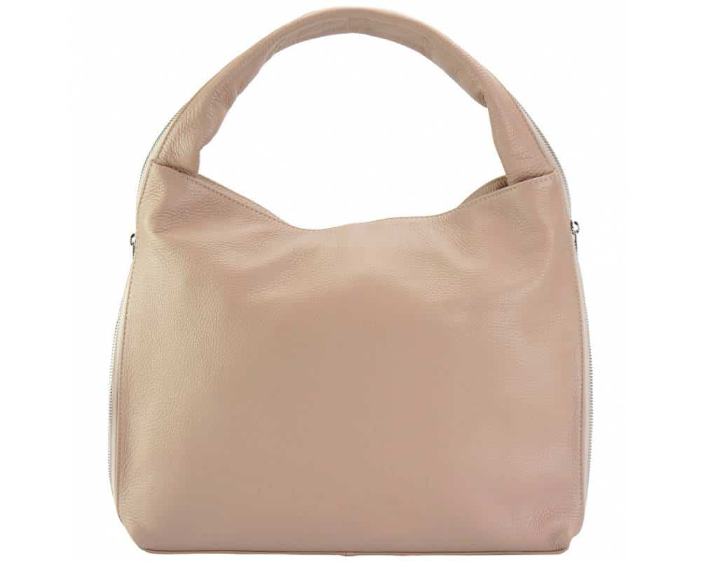 pink shoulder bag for woman from italy