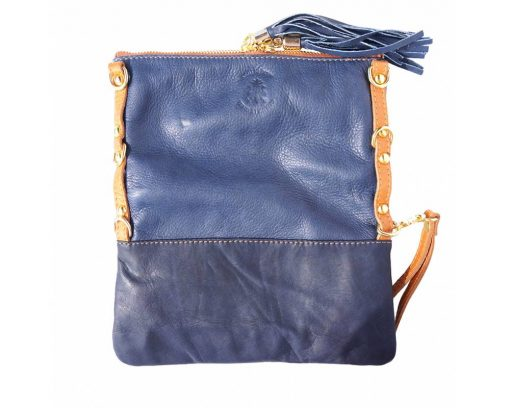blue clutch Ivona discounts free shipping for woman