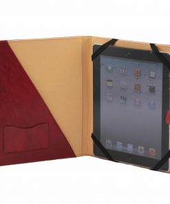 brown hard case for Ipad Nem for womens