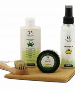 sale buy leather care products set from germany for bags