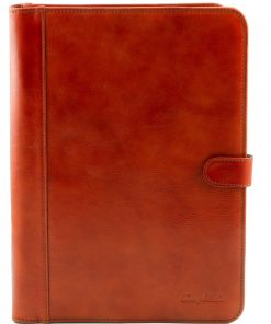 sale tan case for documents in genuine leather Nuriel from italy mans