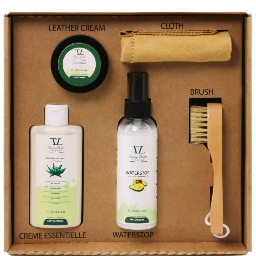 leather care products set Andra