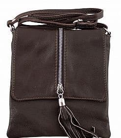 dark brown cross body bag Ippolita women