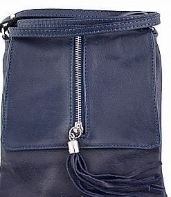 dark blue cross body bag Ippolita women