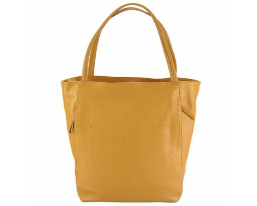 tan purse in natural leather Filippa for women