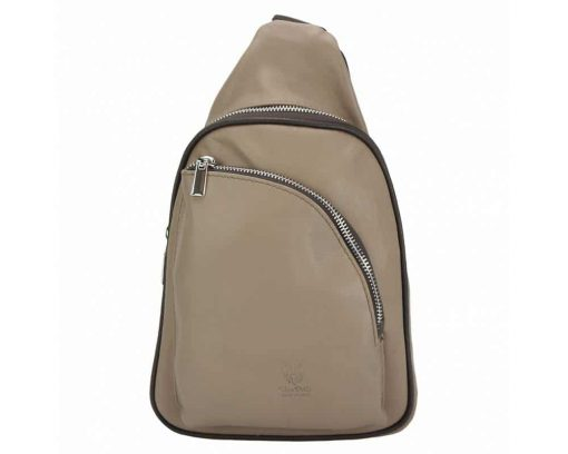light taupe purse Chira for women