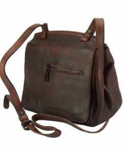dark brown bag Viviana for woman