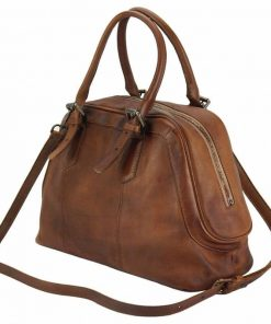 brown bag Yakira for woman