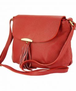 red bag Viorela for woman