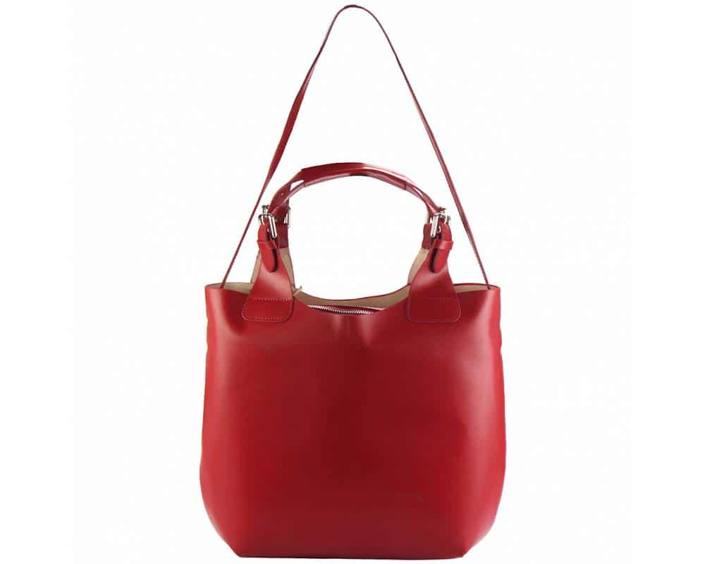 red bag crina for woman