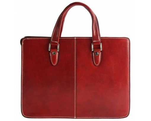 red bag for business ioana