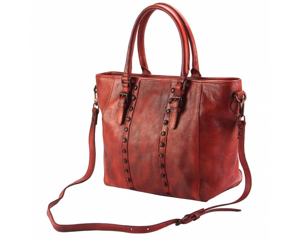 red bag bogna for woman