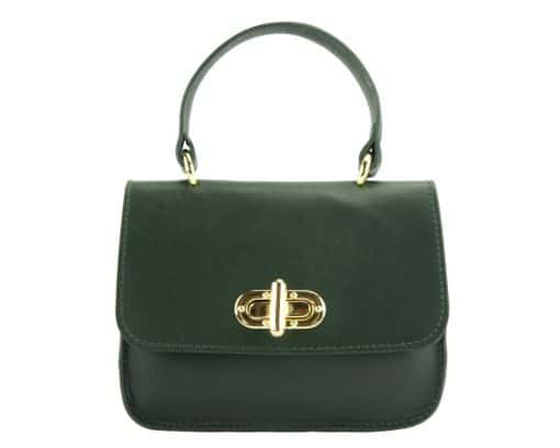 bag Malivina in leather for women