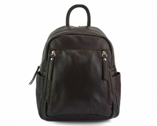 black backpack small