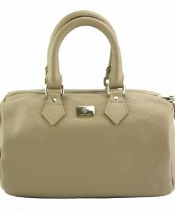 light taupe handbag sofia for woman