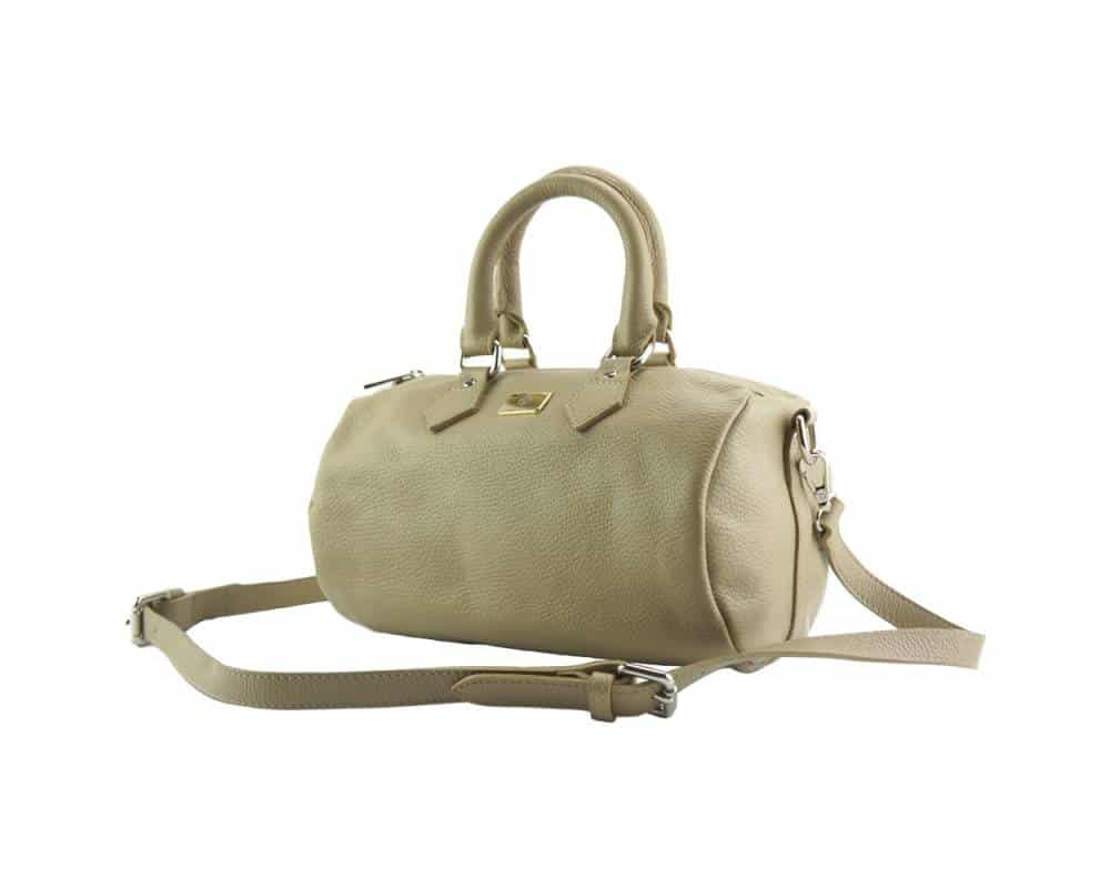 light taupe bag sofia for woman