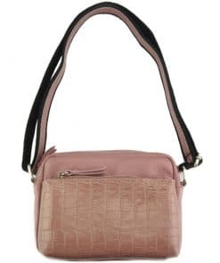 pink cross body bag Mirella for women