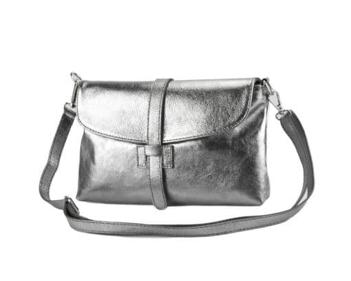 silver clutch Malaysia for women