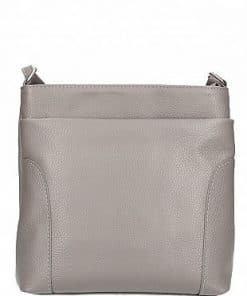 Shoulder bag made of genuine leather Lavinia for women