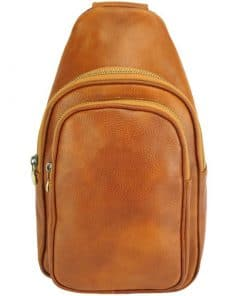 Nicolai Sling Bag tan colour last model for men