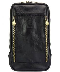 Honovaro Sling Bag black colour last model for woman