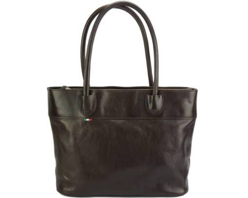 Tote Valeria bag in leather for women