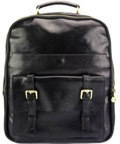 Alexio backpack in leather for men