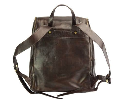 Connorado Backpack in genuine leather for man