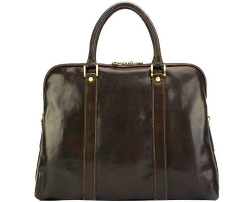 Emanuelle leather Tote bag for women